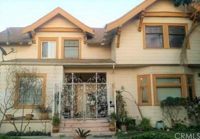 2106 5th Avenue, Los Angeles, CA 90018 - MLS#: CV20224192