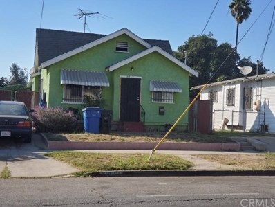 9409 S Figueroa Street, Los Angeles, CA 90003 - MLS#: CV20235275