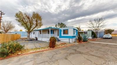 22601 Bear Valley Rd UNIT 33, Apple Valley, CA 92308 - MLS#: CV20252889