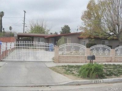 2854 Sonora Place, Riverside, CA 92504 - MLS#: CV20259203
