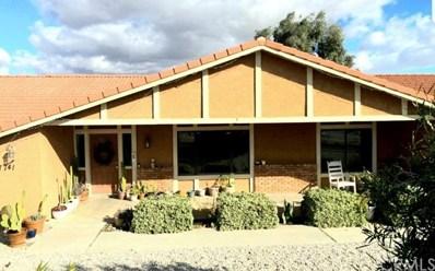 7741 Arcadia Avenue, Hesperia, CA 92345 - MLS#: CV21001332