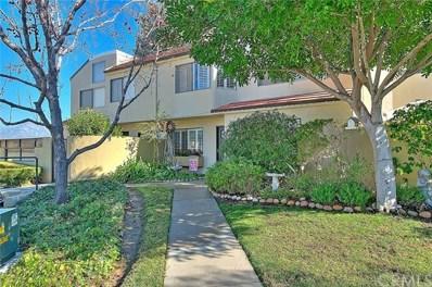 13104 Glen Court UNIT 68, Chino Hills, CA 91709 - MLS#: CV21001384
