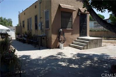 4647 E 4th Street, East Los Angeles, CA 90022 - MLS#: CV21001833