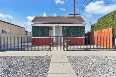 255 S San Antonio Avenue, Pomona, CA 91766 - MLS#: CV21003486