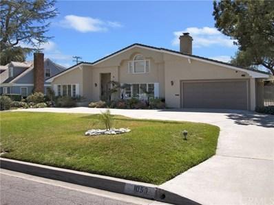 1050 Panorama Drive, Arcadia, CA 91007 - MLS#: CV21007430