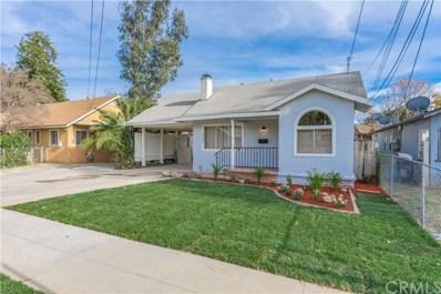 4232 Locust Street, Riverside, CA 92501 - MLS#: CV21007548