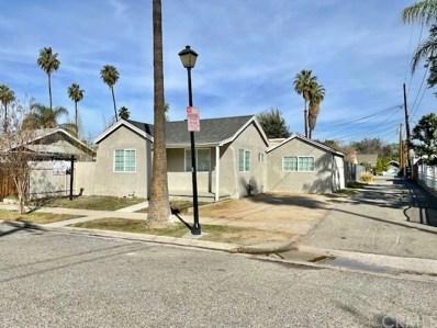 3475 Hewitt Street, Riverside, CA 92501 - MLS#: CV21009138