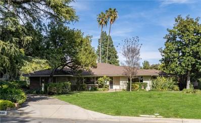 643 Hampton Road, Arcadia, CA 91006 - MLS#: CV21013174