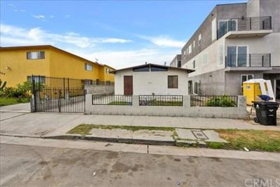 1853 S Longwood Avenue, Los Angeles, CA 90019 - MLS#: CV21021239
