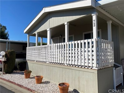 23820 Ironwood Avenue UNIT 73, Moreno Valley, CA 92557 - MLS#: CV21026385