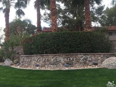 9641 Spyglass Avenue UNIT 57, Desert Hot Springs, CA 92240 - MLS#: CV21028466