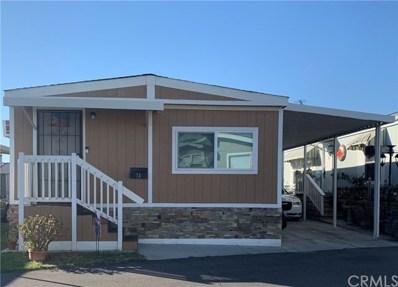 1635 W Covina Blvd UNIT 74, San Dimas, CA 91773 - MLS#: CV21032817