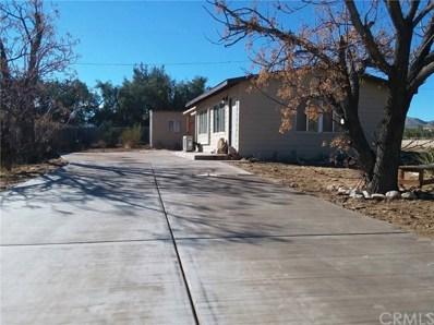 61939 Hilltop Drive, Joshua Tree, CA 92252 - MLS#: CV21036464