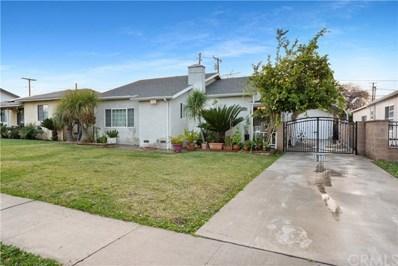 649 N RAYWOOD, Montebello, CA 90640 - MLS#: CV21038072