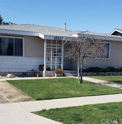 15517 Seaforth Avenue, Norwalk, CA 90650 - MLS#: CV21042607