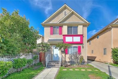 3777 Ruthelen Street, Los Angeles, CA 90018 - MLS#: CV21062314