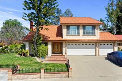 21703 Santaquin Drive, Diamond Bar, CA 91765 - MLS#: CV21063441