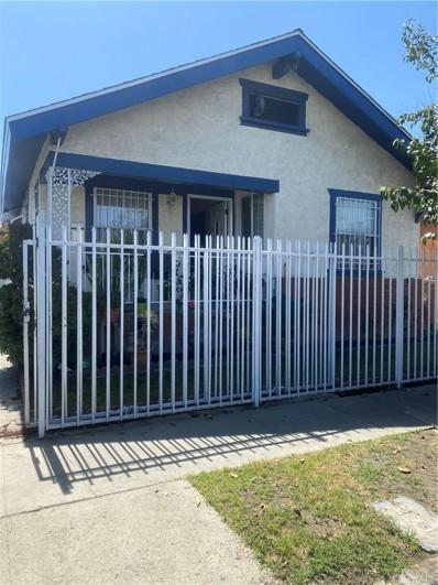 250 E 68th Street, Los Angeles, CA 90003 - MLS#: CV21067617