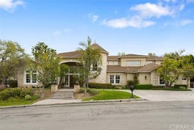 5100 E Copa De Oro Drive, Anaheim Hills, CA 92807 - MLS#: CV21073027