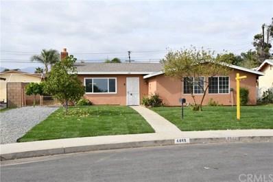 4448 Fauna Street, Montclair, CA 91763 - MLS#: CV21079239