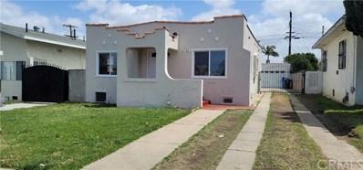 6752 2nd Avenue, Los Angeles, CA 90043 - MLS#: CV21080770
