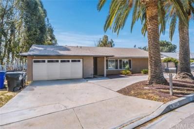 8580 Brookfield Drive, Riverside, CA 92509 - MLS#: CV21082095