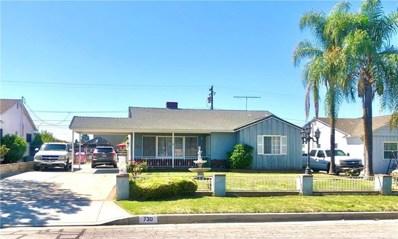 730 W Orangepath Street, Glendora, CA 91741 - MLS#: CV21091505