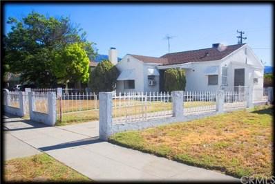 3515 N Sierra Way, San Bernardino, CA 92405 - MLS#: CV21091825