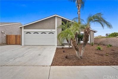 7187 Idyllwild Lane, Riverside, CA 92503 - MLS#: CV21093820