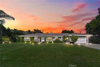 306 N Valley Center Avenue, Glendora, CA 91741 - MLS#: CV21099464