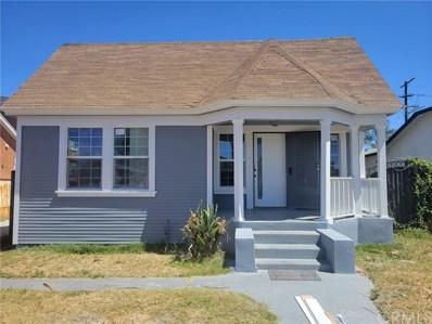 1037 W 73rd Street, Los Angeles, CA 90044 - MLS#: CV21102775