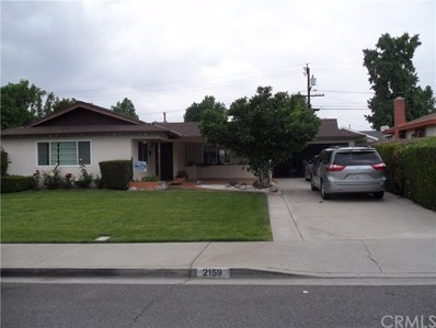 2159 Stocker Street, Pomona, CA 91767 - MLS#: CV21109531