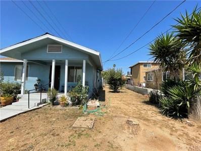 809 N Eastman Avenue, City Terrace, CA 90063 - MLS#: CV21119554