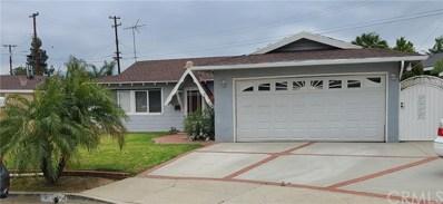 21123 E Benwood Street, Covina, CA 91724 - MLS#: CV21120815