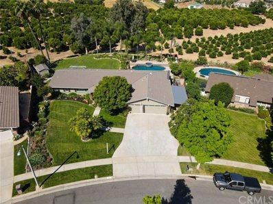 420 Wilbar Circle, Redlands, CA 92374 - MLS#: CV21121743