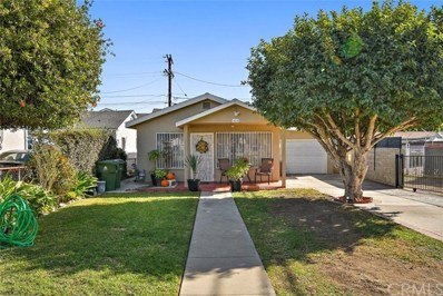 416 N Ezra Street, Los Angeles, CA 90063 - MLS#: CV21122913