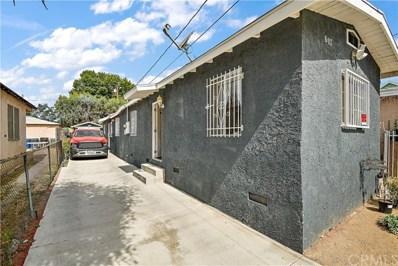 8917 Beach Street, Los Angeles, CA 90002 - MLS#: CV21124694