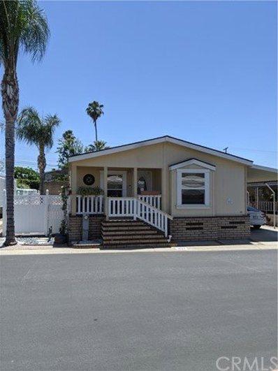 1245 W Cienega Avenue UNIT 201, San Dimas, CA 91773 - MLS#: CV21125153