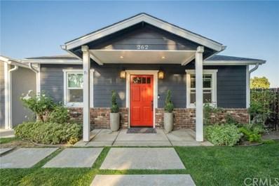 262 S San Jose Drive, Glendora, CA 91741 - MLS#: CV21126208
