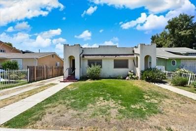 912 W 65th Street, Los Angeles, CA 90044 - MLS#: CV21128125