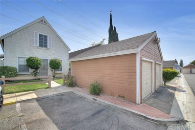 14605 Woodland Drive UNIT 18, Fontana, CA 92337 - MLS#: CV21132825