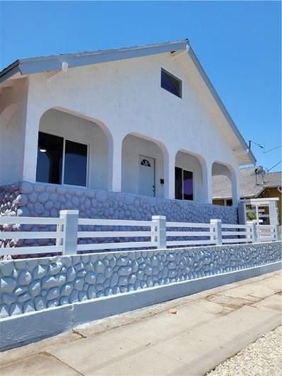 1425 S Centre Street, San Pedro, CA 90731 - MLS#: CV21140774