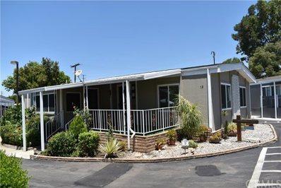 21310 E Covina Boulevard UNIT 18, Covina, CA 91724 - MLS#: CV21144558