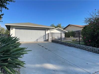 8378 Verbena Drive, Riverside, CA 92504 - MLS#: CV21149177