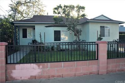 1430 S Pacific Avenue, Santa Ana, CA 92704 - MLS#: CV21149388