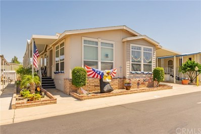 626 N Dearborn Street UNIT 150, Redlands, CA 92374 - MLS#: CV21149962