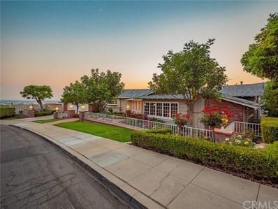 13945 Summit Drive, Whittier, CA 90602 - MLS#: CV21155491
