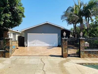 4777 Hammel Street, East Los Angeles, CA 90022 - MLS#: CV21158488