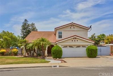 4851 Via Alista, La Verne, CA 91750 - MLS#: CV21160381