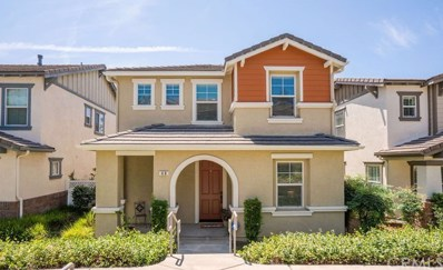 11090 Mountain View Drive UNIT 48, Rancho Cucamonga, CA 91730 - MLS#: CV21160480